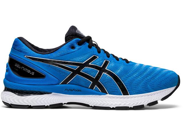 asics Gel-Nimbus 22 Schuhe Herren directoire blue/black